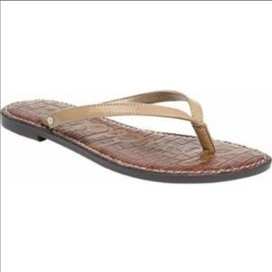 Sam Edelman Gracie flip flop sandals